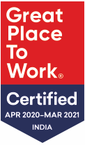 Great Place to Work, Certified