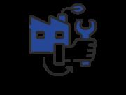 repairing industry icon